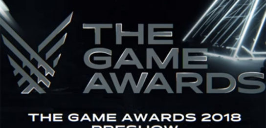 THE GAME AWARD 2018