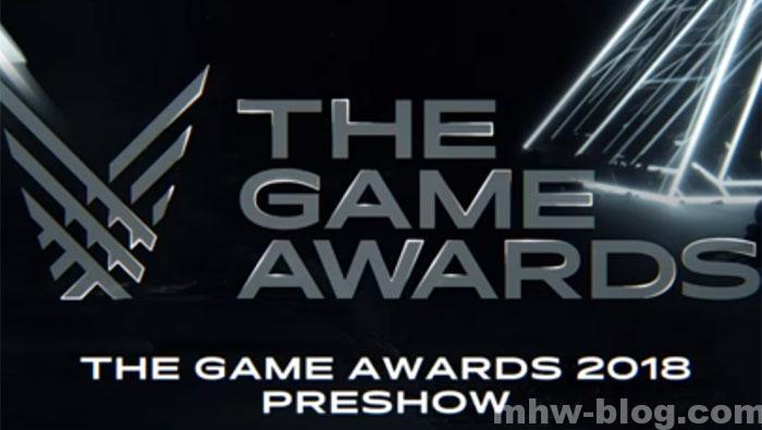 THE GAME AWARD 2018