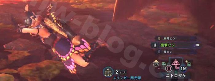 歴戦王テオ・テスカトル:スーパーノヴァは「閃光弾」を!②