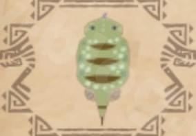 環境生物:ツチノコ