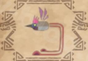 環境生物:タキシードサンゴドリ