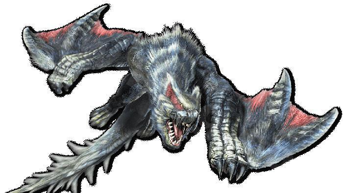 「迅竜:ナルガクルガ」の弱点属性について