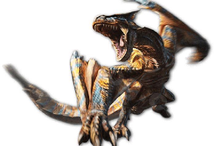 「轟竜:ティガレックス」の弱点属性について