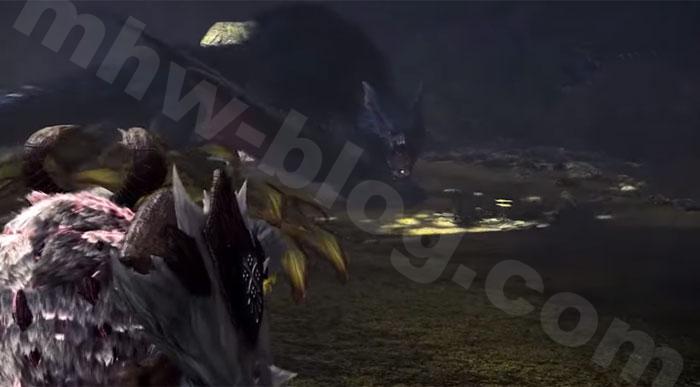 迅竜:ナルガクルガ②