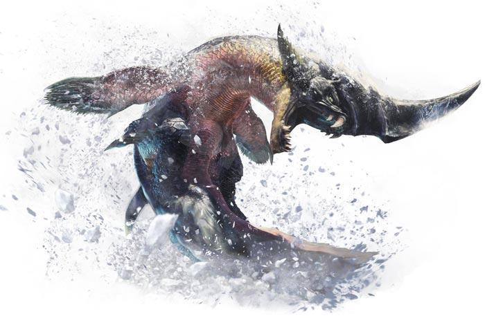 凍魚竜:ブラントドス