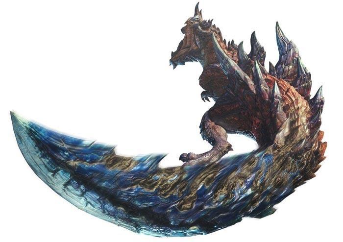 斬竜:ディノバルド