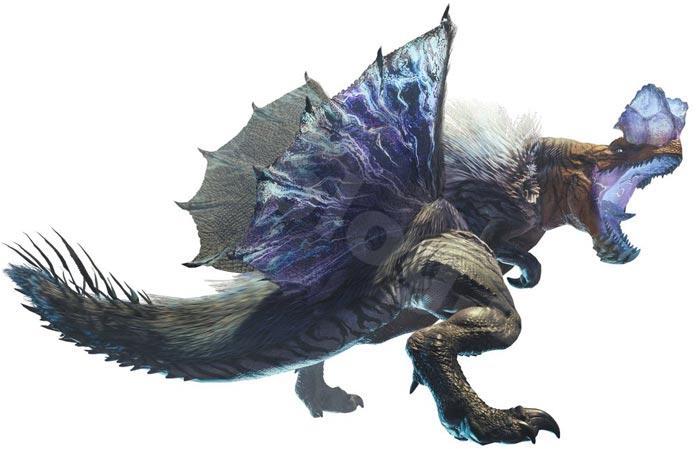 雷顎竜:アンジャナフ亜種