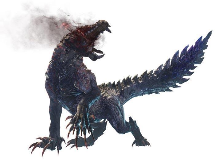 兇爪竜:オドガロン亜種