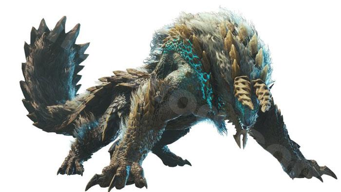 雷狼竜:ジンオウガ
