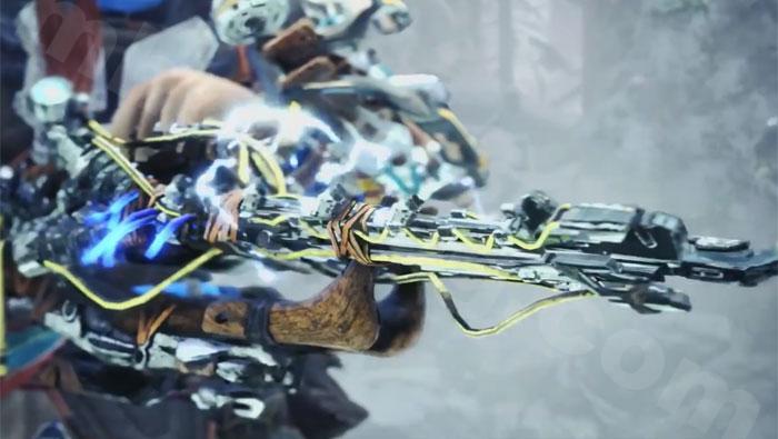 『Horizon Zero Dawn™凍てついた大地』②