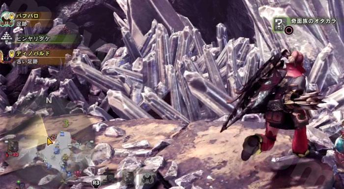 龍結晶の地の「オタカラ蒐集01」