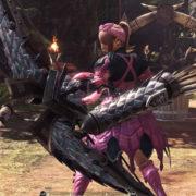 アイスボーン最強の火弓対決「銀火竜の烈弓」