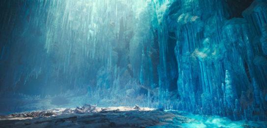 導きの地「氷雪地帯」