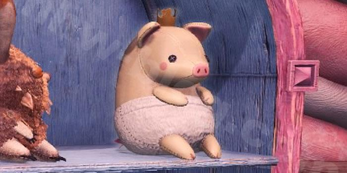 プーギー家具「プーギー人形【王様】」