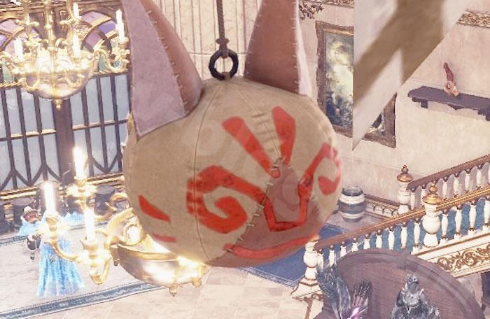 【大感謝の宴】追加家具①:吊り飾り③「テトルーバルーン・白」①