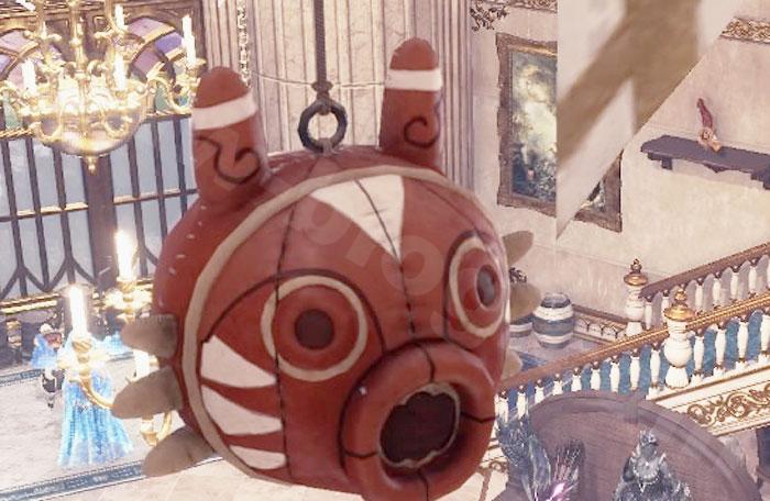 【大感謝の宴】追加家具①:吊り飾り③「ガジャブーバルーン」①