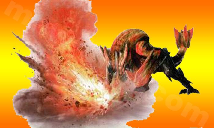 予想③:猛り爆ぜるブラキディオス