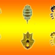 地脈の黄金郷の環境生物金冠サイズ