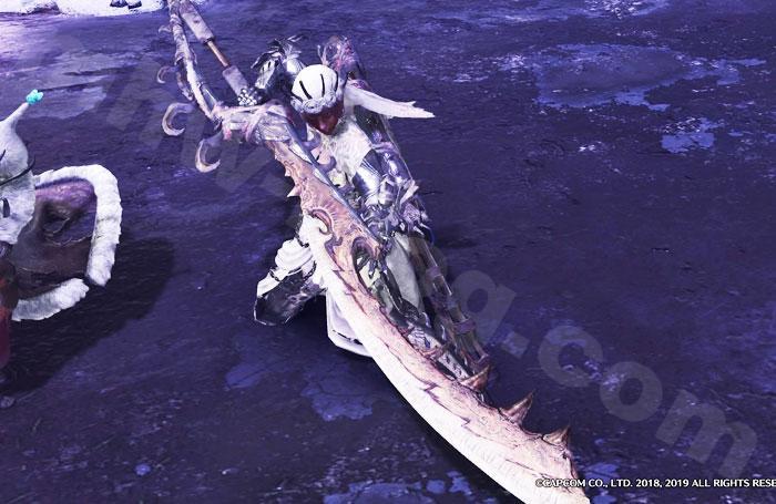 太刀「屍刀ヴァルグローサ」①