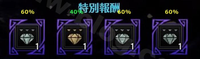 「封じられた珠」40%
