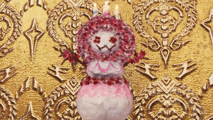 アステラ・セリエナ祭【満開の宴】追加家具⑦「雪だるま【満開】」2