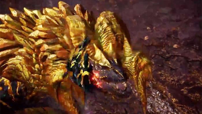 地脈の黄金郷「エリア(2)」でスリンガーぶっ飛ばし