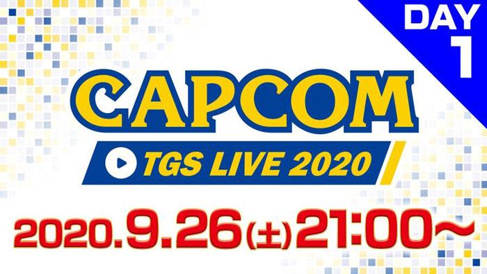 カプコン:TGS2020 Online