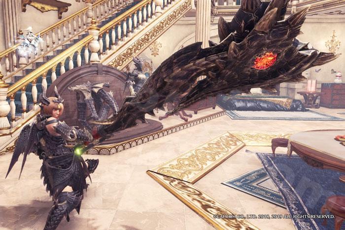 ミラボレアス武器:真・黒龍剣斧見た目