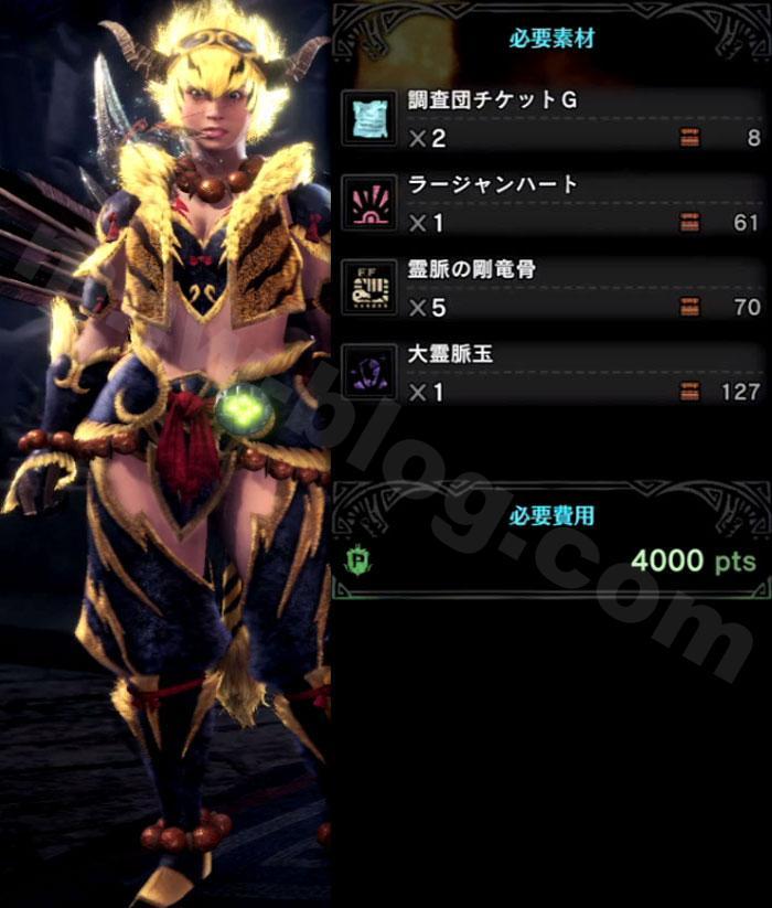 V15.01「マスターランク重ね着」:斉天β
