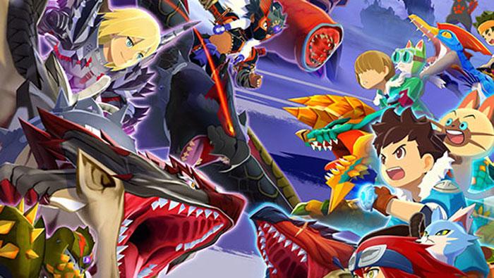 モンハンストーリーズ(スマホ版):2016年3DSで発売②