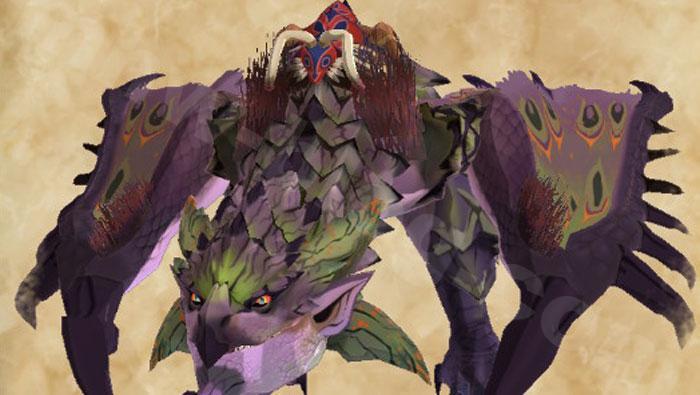 【076】紫毒姫リオレイア