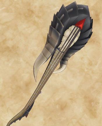 STORIES2:黒龍ミラボレアス武具:狩猟笛「ミラメノス」