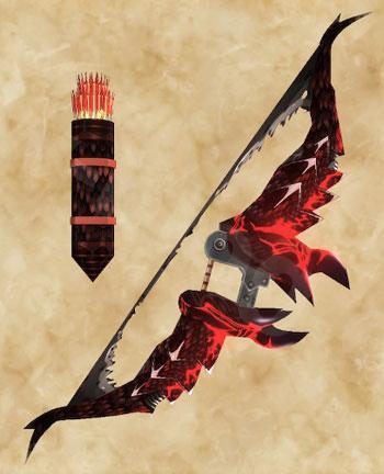 弓「絶衝弓【虎翼】」:弓「絶衝弓【虎翼】」
