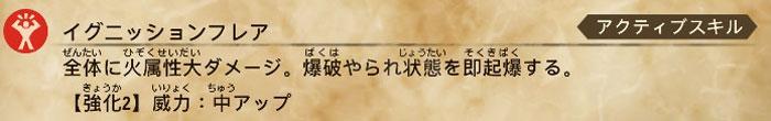 ティガレックス希少種のスキル検証:「イグニッションキック」と「イグニッションフレア」のダメージ量②
