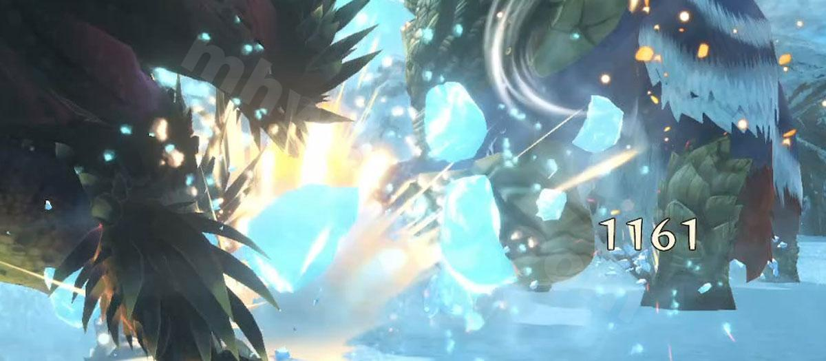 オトモンの攻撃アップスキル:「猛撃の咆哮」のダメージUP倍率②